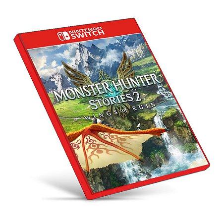 Monster Hunter Stories 2: Wings of Ruin - Nintendo Switch - Mídia Digital
