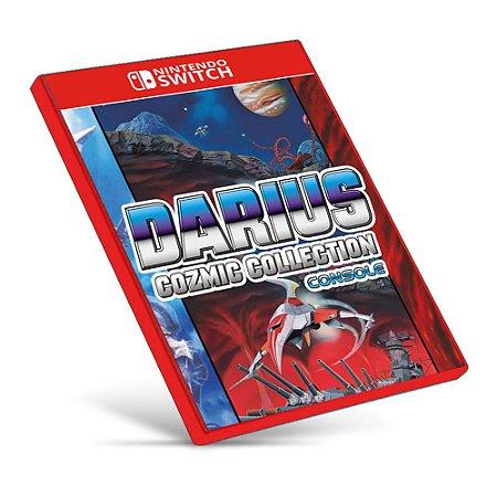 Darius Cozmic Collection Console - Nintendo Switch - Mídia Digital