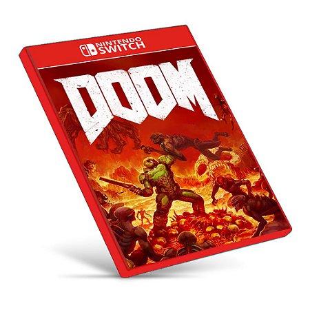 DOOM - Nintendo Switch - Mídia Digital