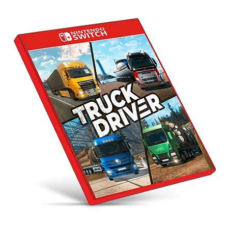 Truck Driver - Nintendo Switch - Mídia Digital