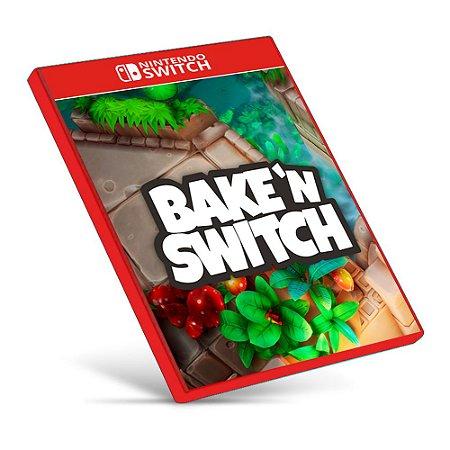 Bake 'n Switch - Nintendo Switch - Mídia Digital