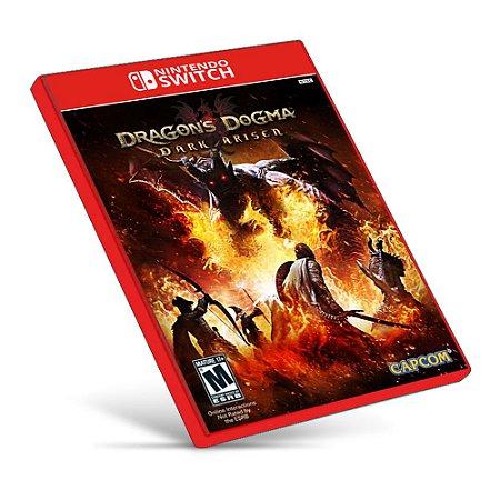 Dragon's Dogma: Dark Arisen - Nintendo Switch - Mídia Digital