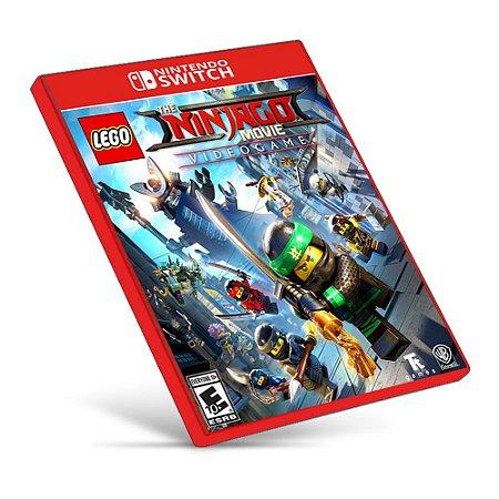 LEGO NINJAGO Movie Video Game - Nintendo Switch - Mídia Digital