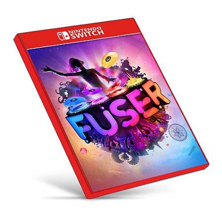 FUSER - Nintendo Switch - Mídia Digital
