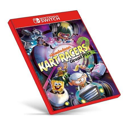 Nickelodeon Kart Racers 2: Grand Prix - Nintendo Switch - Mídia Digital
