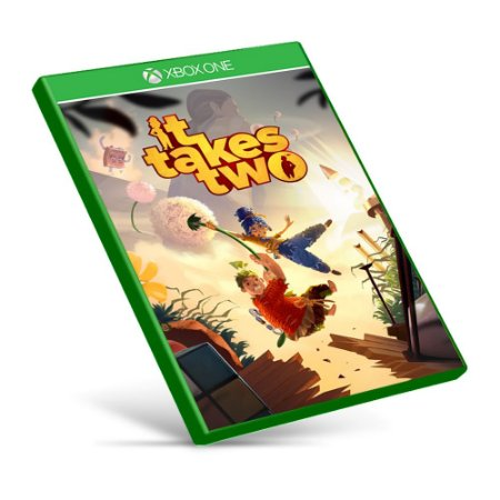 It Takes Two - Xbox One - Mídia Digital