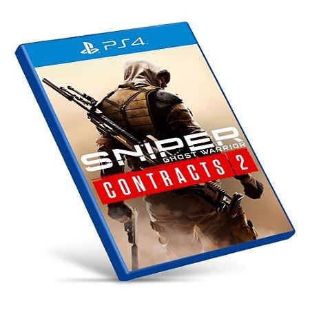 Sniper Ghost Warrior Contracts 2 - PS4 - Mídia Digital