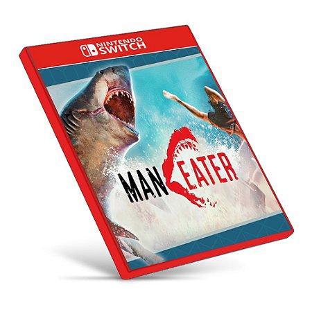 Maneater - Nintendo Switch - Mídia Digital