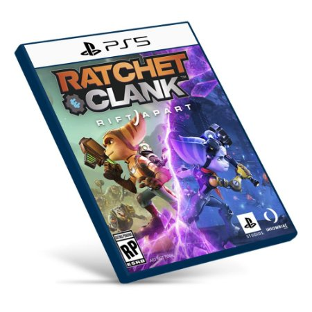 Ratchet & Clank: Rift Apart - PS5 - Mídia Digital
