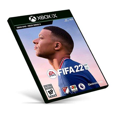 FIFA 22 - Xbox Series X S - Mídia Digital