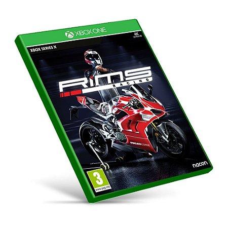 RIMS Racing - Xbox One - Mídia Digital