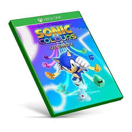 Sonic Colors: Ultimate - Xbox One - Mídia Digital