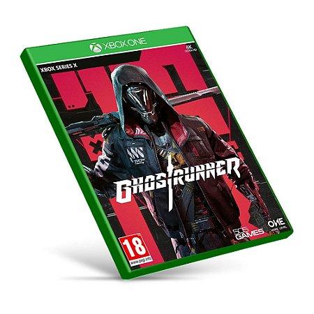Ghostrunner - Xbox One - Mídia Digital