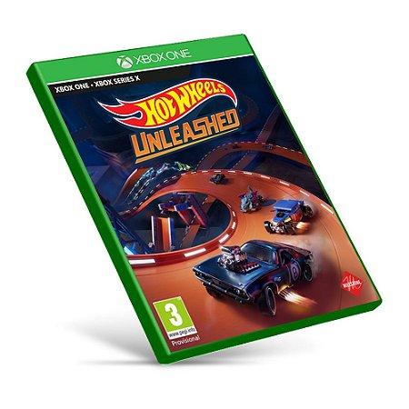 HOT WHEELS UNLEASHED - Xbox One - Mídia Digital