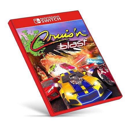 Cruis'n Blast - Nintendo Switch - Mídia Digital