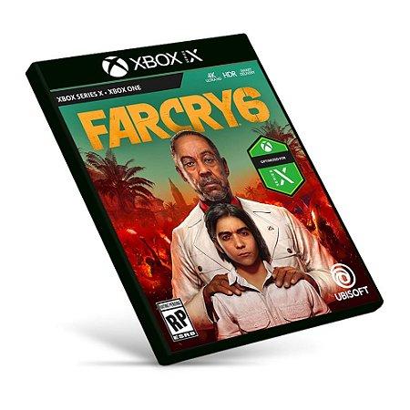 Far Cry 6 - Xbox Series X S - Mídia Digital