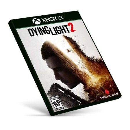 Dying Light 2 - Xbox Series X|S - Mídia Digital