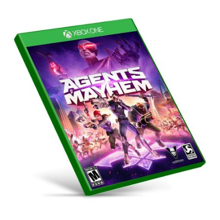 Agents of Mayhem - Xbox One - Mídia Digital