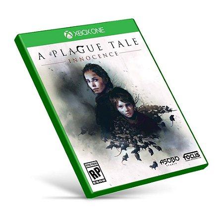 A Plague Tale: Innocence - Xbox One - Mídia Digital