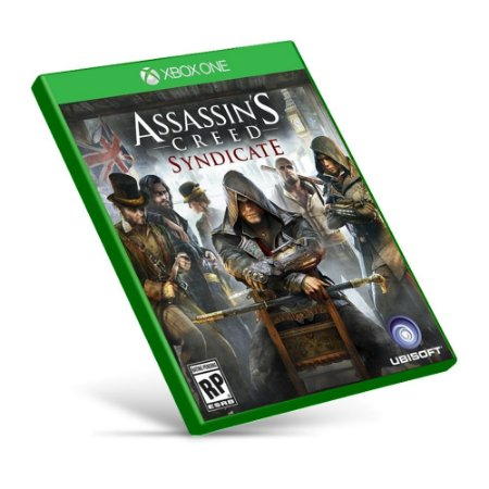Assassins Creed Syndicate - Xbox One - Mídia Digital