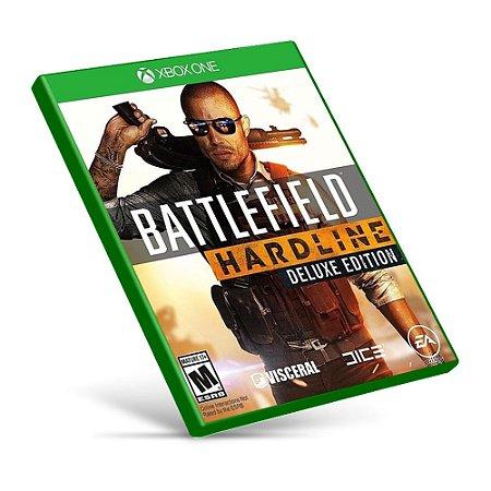 Battlefield Hardline - Mídia Digital - Xbox One