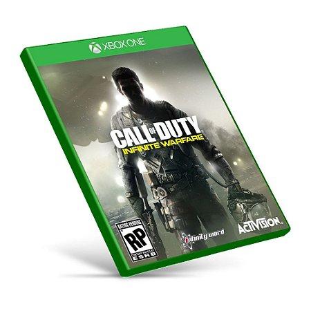 Call Of Duty: Infinite Warfare - Xbox One - Mídia Digital
