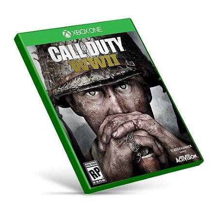 Call of Duty: WWII - Xbox One - Mídia Digital