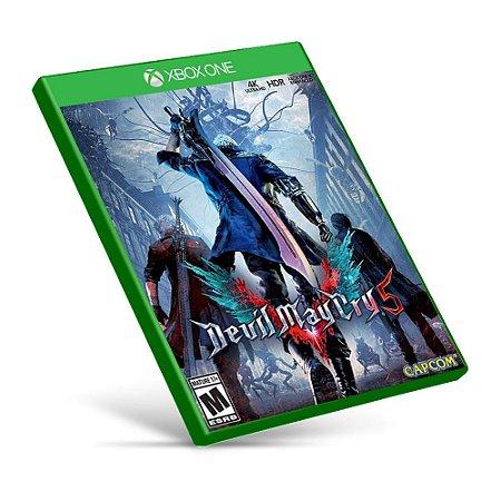 Devil May Cry 5 - Xbox One - Mídia Digital