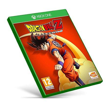 Dragon Ball Z: Kakarot - Xbox One - Mídia Digital