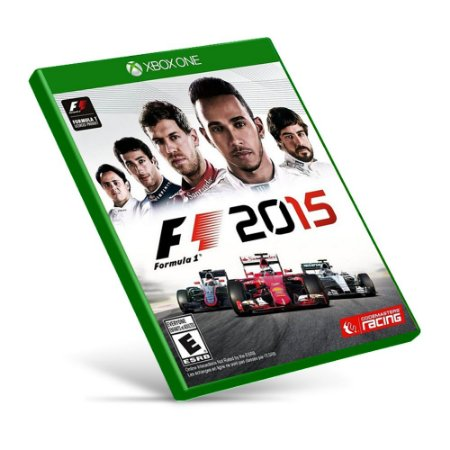 F1 2015 - Mídia Digital - Xbox One