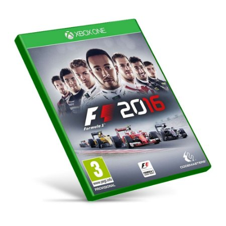 F1 2016 - Xbox One - Mídia Digital