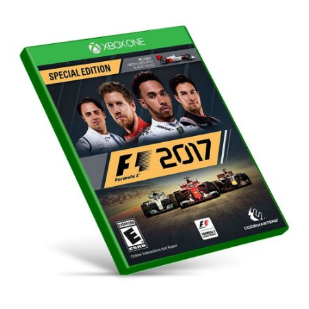 F1 2017 - Xbox One - Mídia Digital