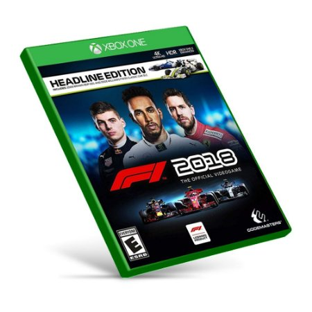 F1 2018 - Xbox One - Mídia Digital