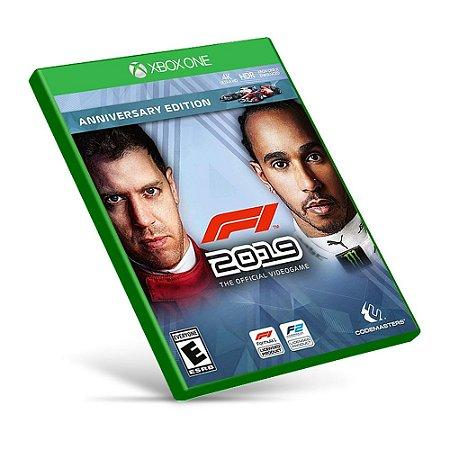F1 2019 - Xbox One - Mídia Digital