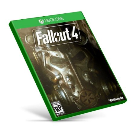 Fallout 4 - Xbox One - Mídia Digital