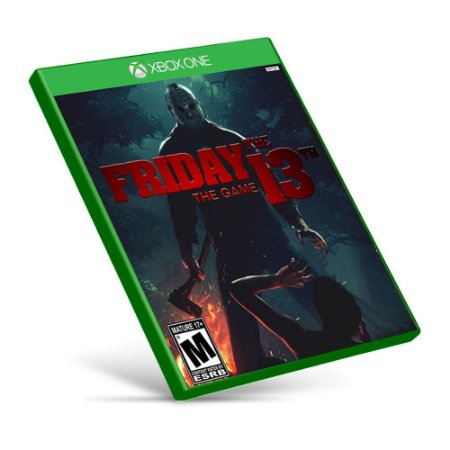 Friday the 13th: The Game - Xbox One - Mídia Digital