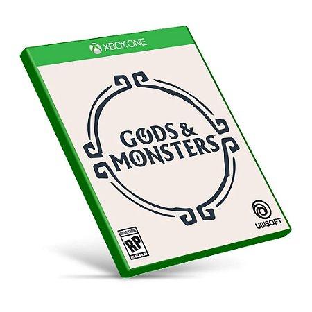 Gods & Monsters - Xbox One - Mídia Digital
