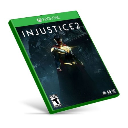 Injustice 2 - Xbox One - Mídia Digital