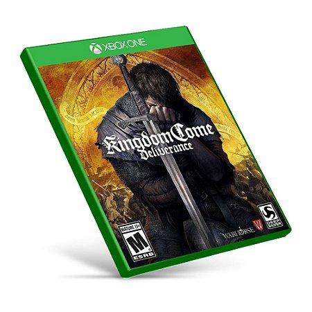 Kingdom Come: Deliverance - Xbox One - Mídia Digital