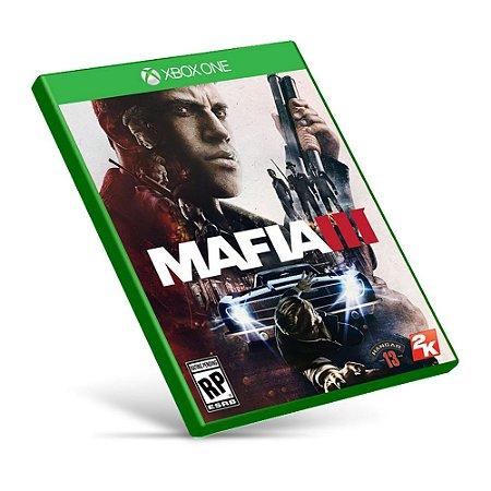 Mafia III  - Xbox One - Mídia Digital