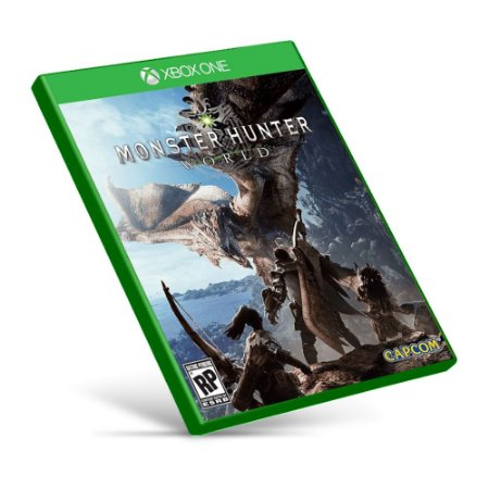 Monster Hunter World - Xbox One - Mídia Digital
