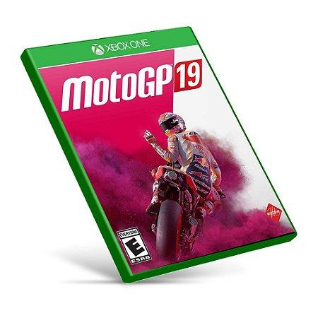 MotoGP 19 - Xbox One - Mídia Digital