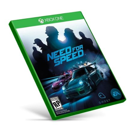 Need For Speed - Xbox One - Mídia Digital