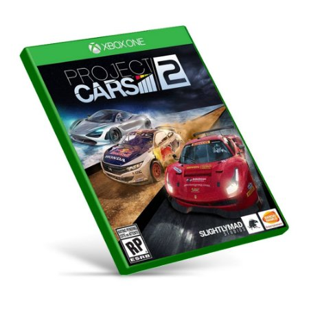Project Cars 2 - Xbox One - Mídia Digital