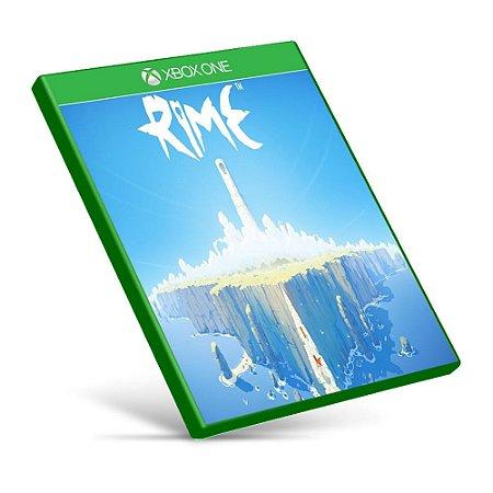 Rime - Xbox One - Mídia Digital
