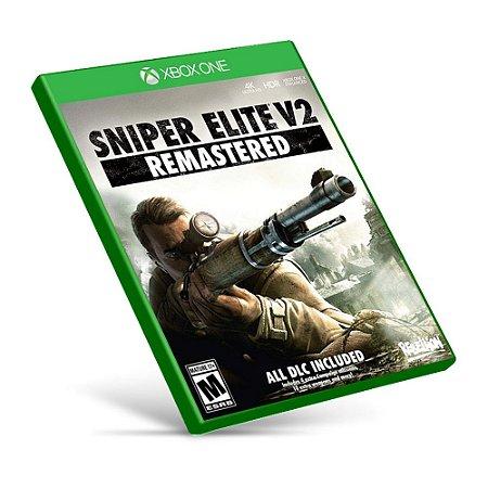 Sniper Elite V2 Remastered - Xbox One - Mídia Digital