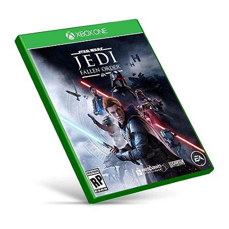 Star Wars Jedi Fallen Order - Xbox One - Mídia Digital