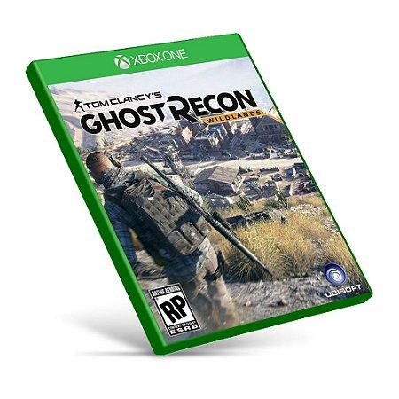 Tom Clancys Ghost Recon Wildlands - Xbox One - Mídia Digital