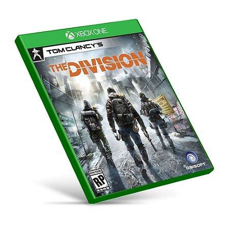 Tom Clancys The Division - Xbox One - Mídia Digital