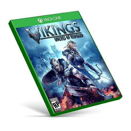 Vikings: Wolves of Midgard - Xbox One - Mídia Digital